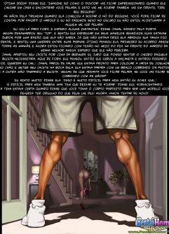 A vizinha e o negão 01 - Contos Erótico - Foto 14