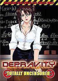 Depravity – Destruindo uma professora