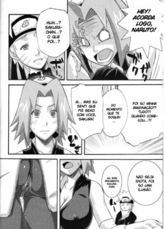 Naruto finalmente comeu Sakura - Foto 27