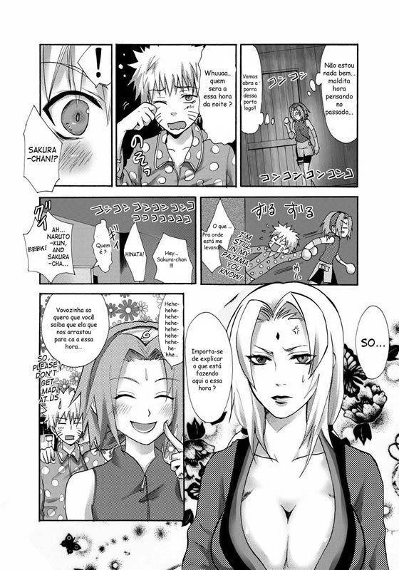 Hentai Naruto tarado ataca - Foto 9