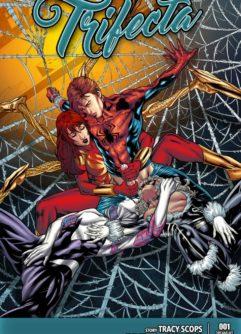 Homem Aranha quadrinhos eróticos