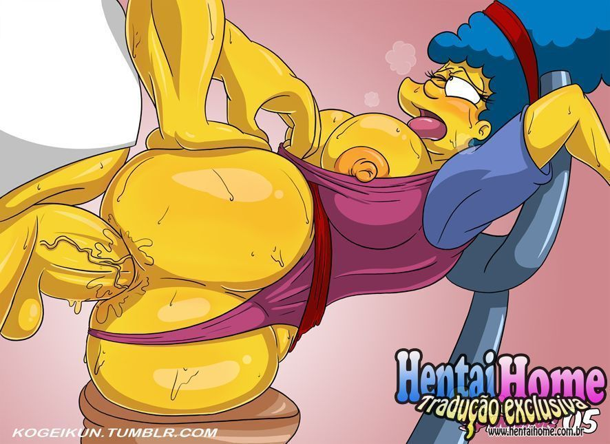 Marge Simpsons puta do Spinning - Foto 6