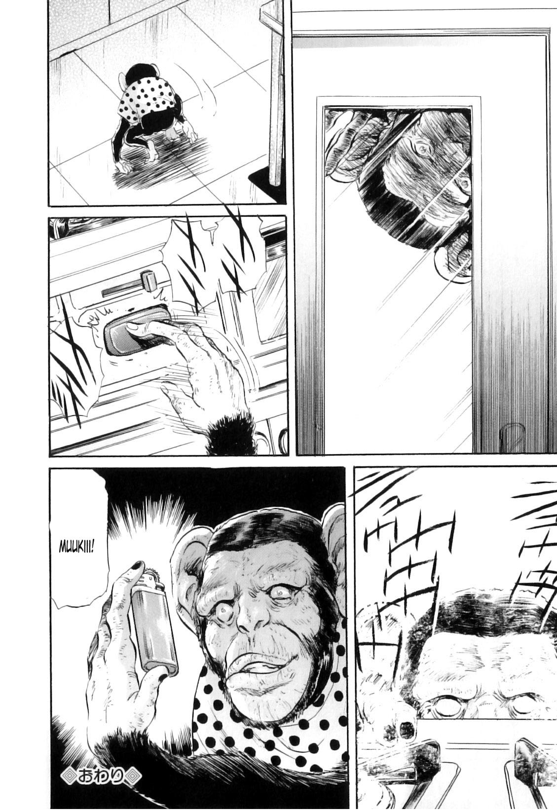 O macaco da família zoofilia quadrinhos - Foto 22
