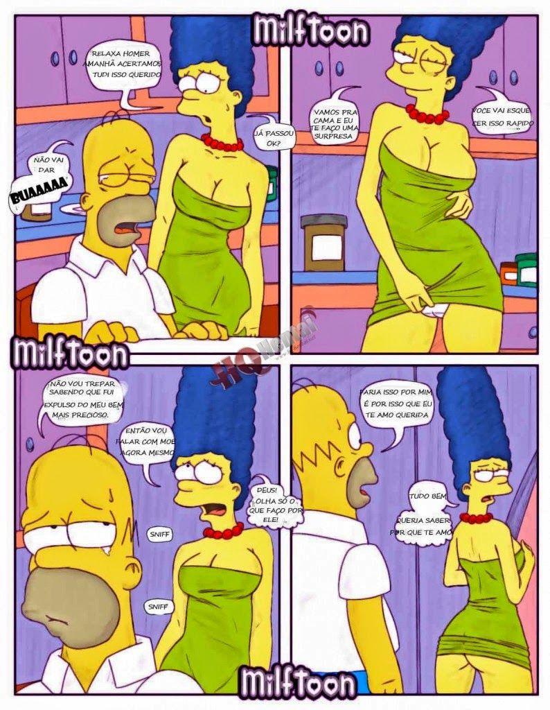 Marge paga dívida de bar - Foto 2
