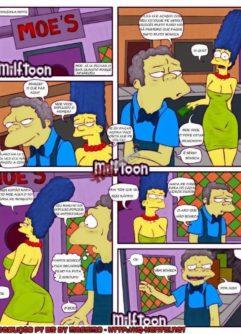 Marge paga dívida de bar - Foto 3