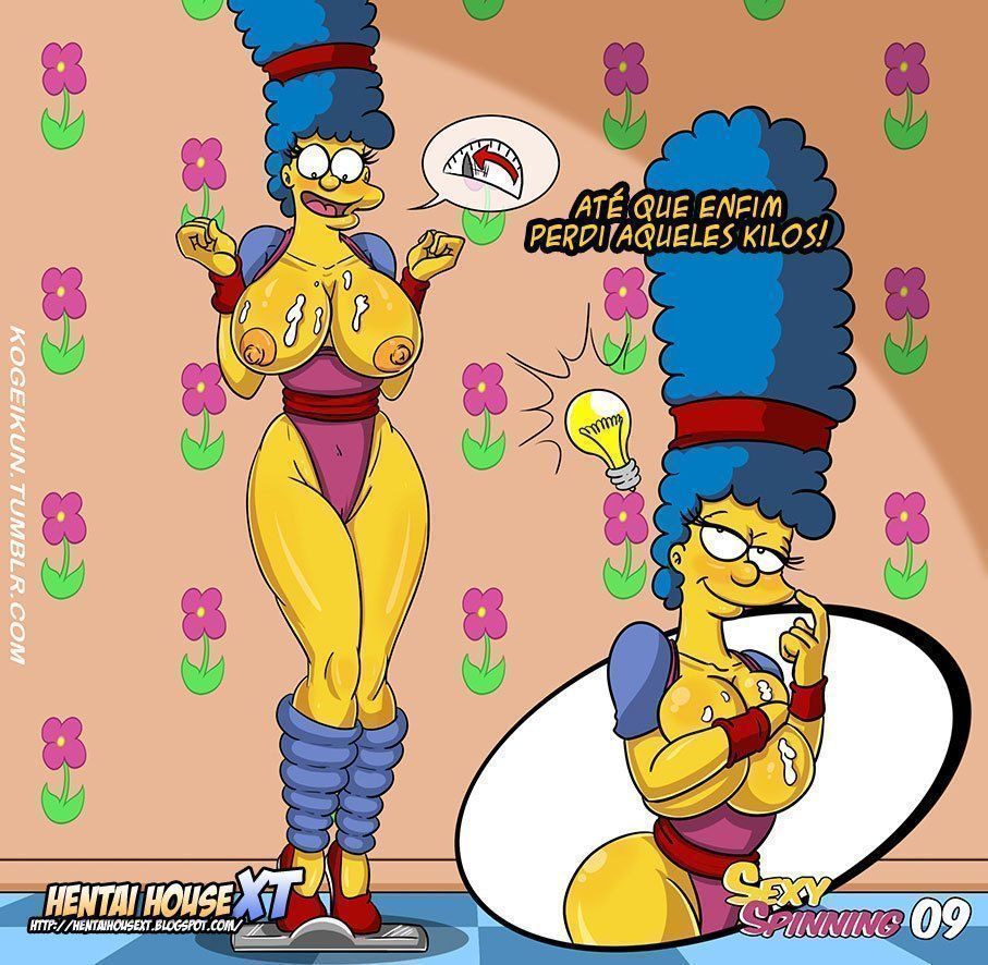 Simpsons Pornô Vadias - Foto 3