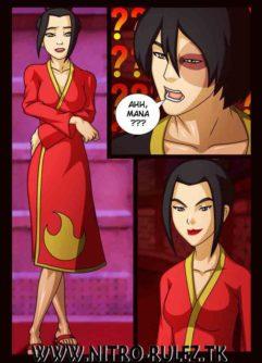 Avatar XXX – Os irmãos do fogo
