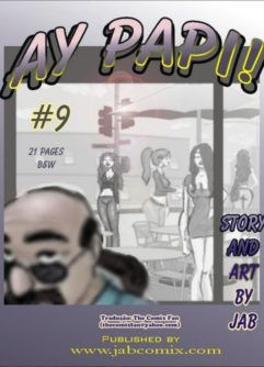 Ay Papi 09 – Júlia faz anal na escola