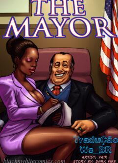O prefeito que fode negras 01