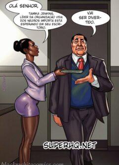 O prefeito que fode negras 02