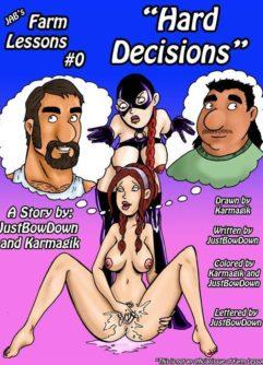 Sexo na fazenda 01 – A putaria começa