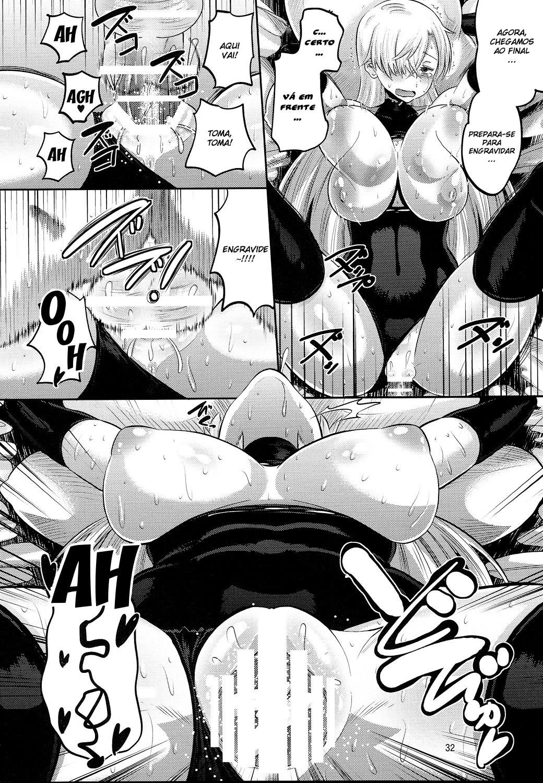 Elizabeth tratando de uma ereção - Foto 31