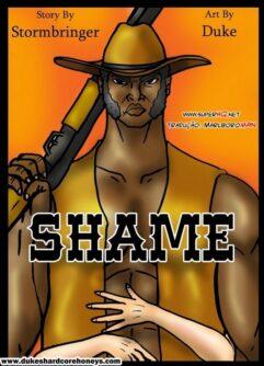 Shame – O negão do rancho 01