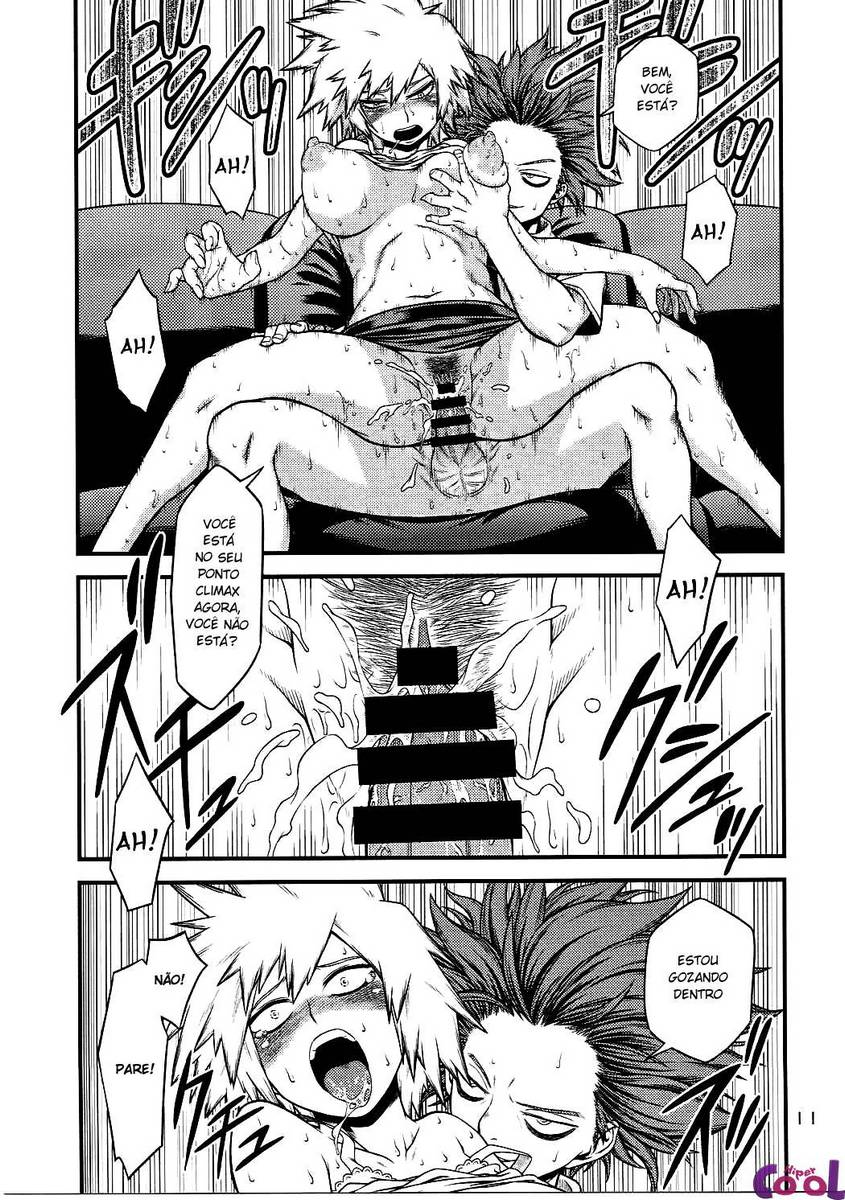 Comendo à mãe de Bakugo - Foto 10