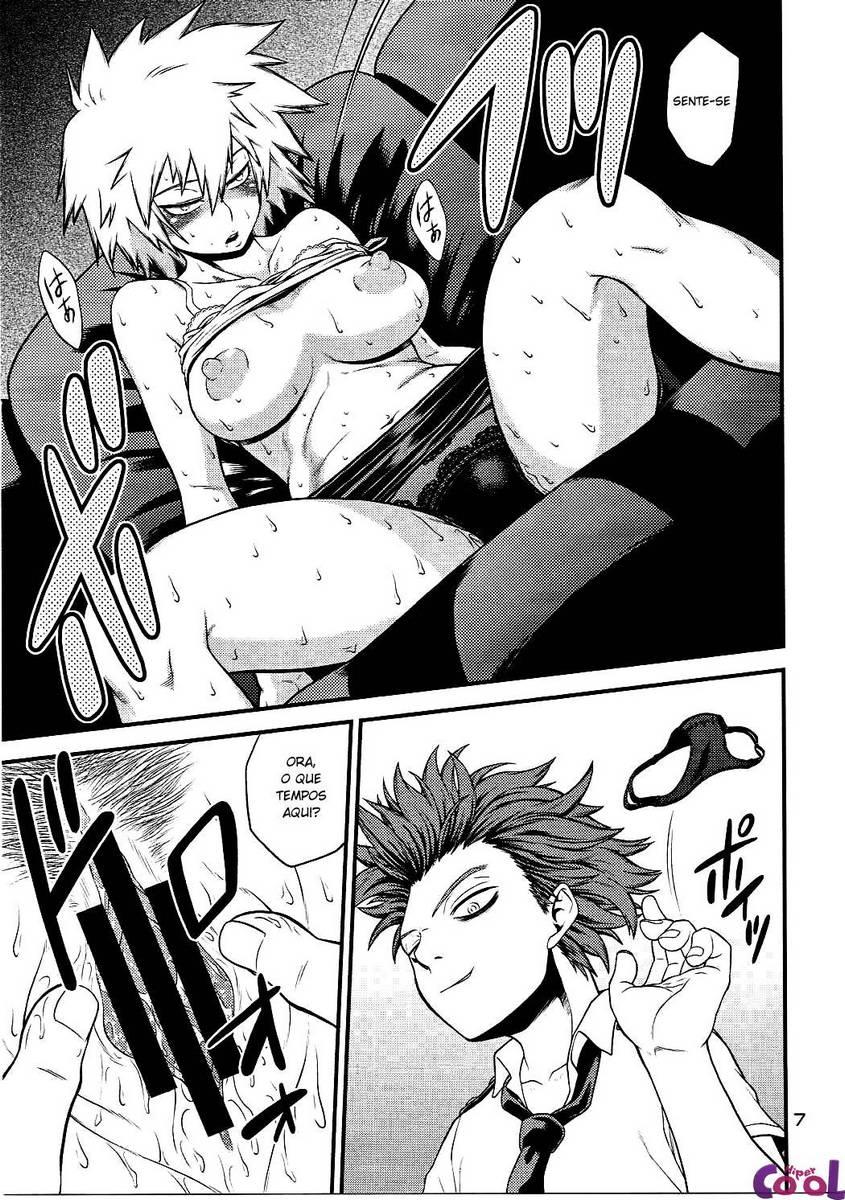Comendo à mãe de Bakugo - Foto 6