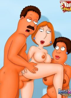 Family Guy Pornô – Lois Puta