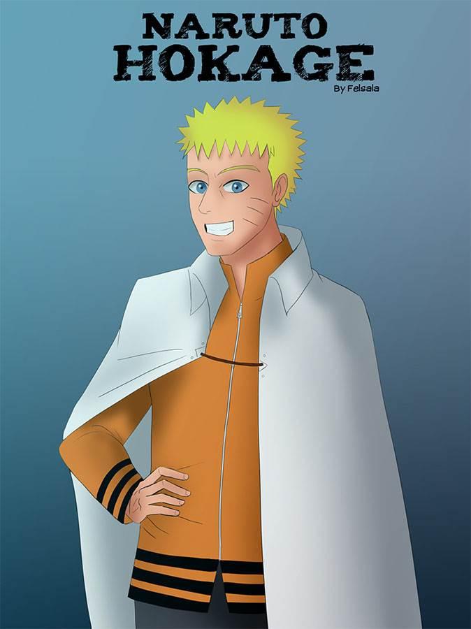 Naruto Hokage Hentai - Foto 2