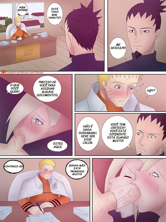 Naruto Hokage Hentai - Foto 9