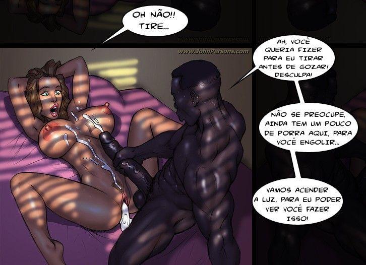 O namorado negro da minha filha - Foto 14