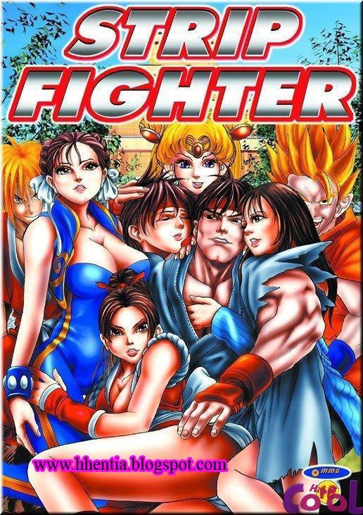 Street Fighter Hentai Ryu - Foto 1