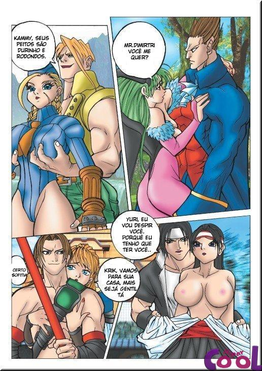 Street Fighter Hentai Ryu - Foto 12