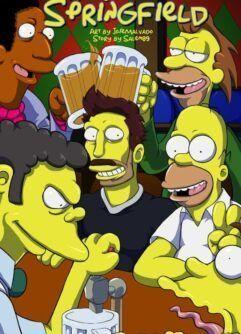 Marge no cio quer foder muito