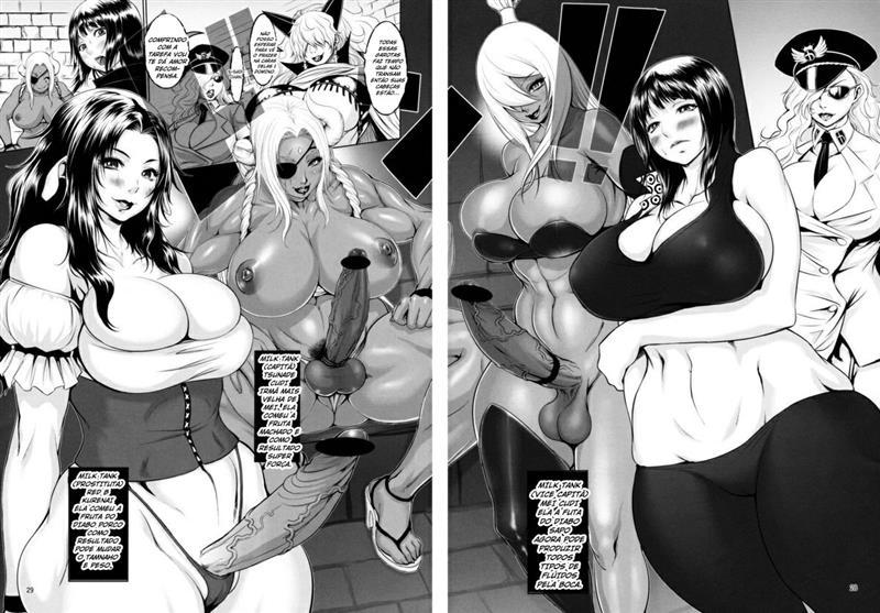 Prisão das futanaris - One Piece Hentai - Foto 23