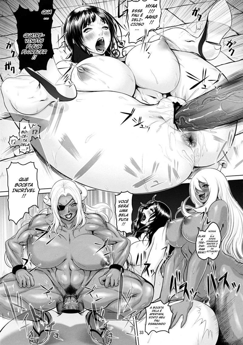 Prisão das futanaris - One Piece Hentai - Foto 27