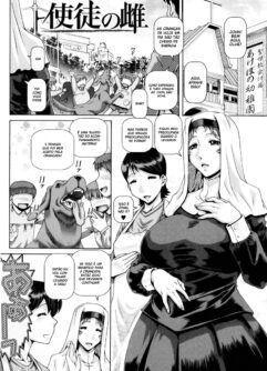 A freira em zoofilia hentai