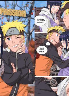 Naruto Pornô – O amor fervente de Hinata