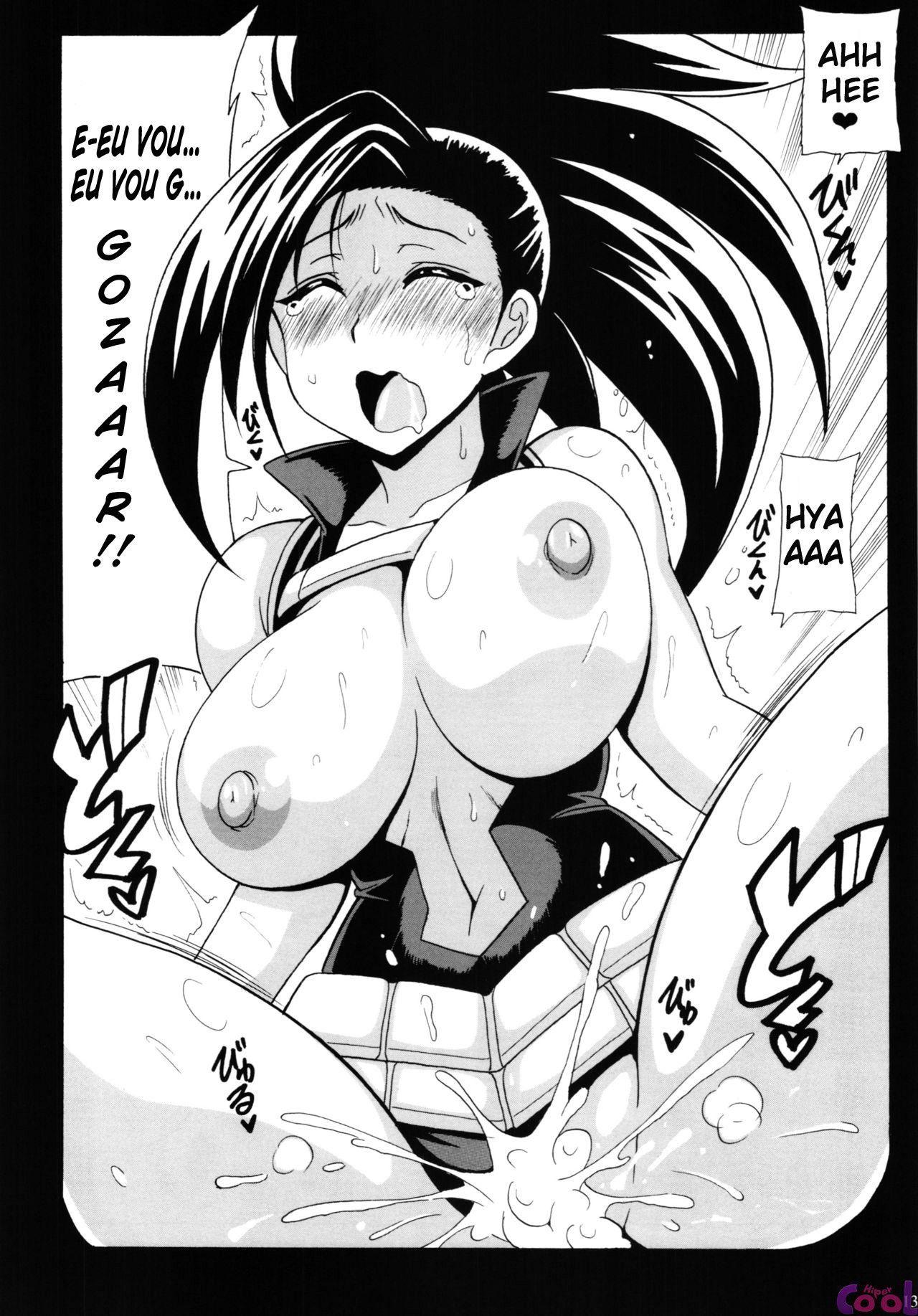 Boku no Hero Academia Hentai - A popular Momo - Foto 15