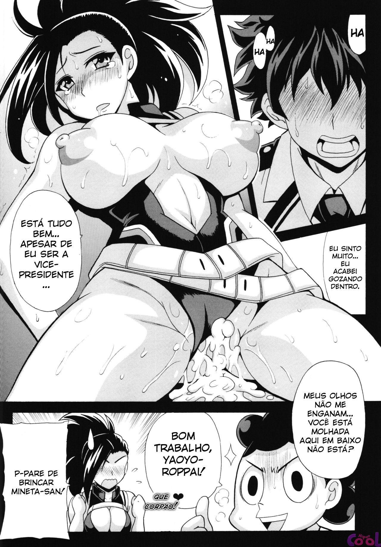 Boku no Hero Academia Hentai - A popular Momo - Foto 16