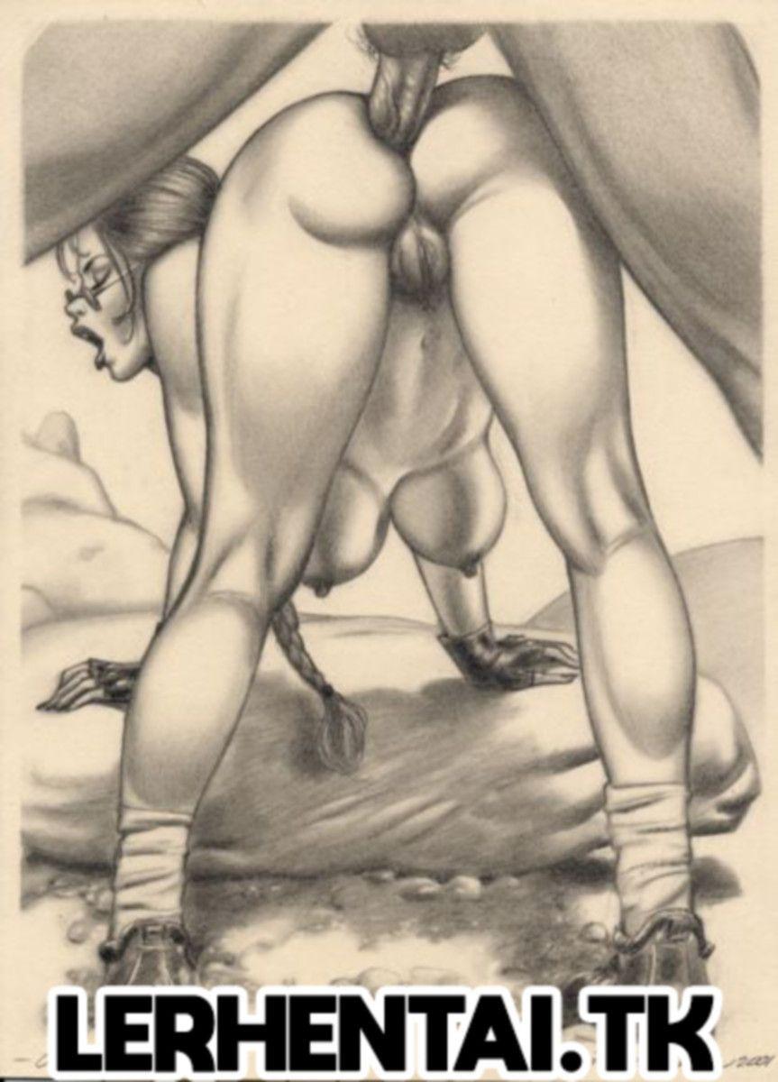 Estuprando Lara Croft - Foto 31