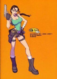 Estuprando Lara Croft