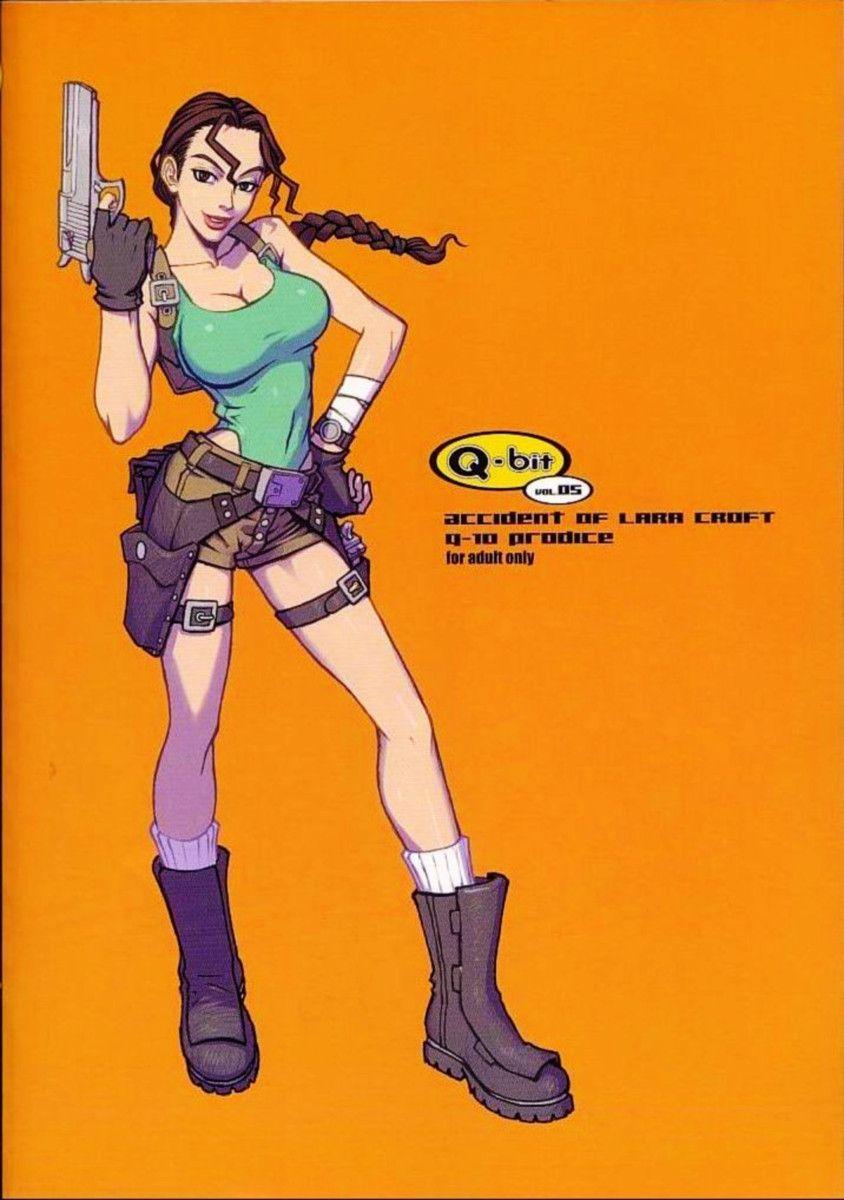 Estuprando Lara Croft - Foto 32