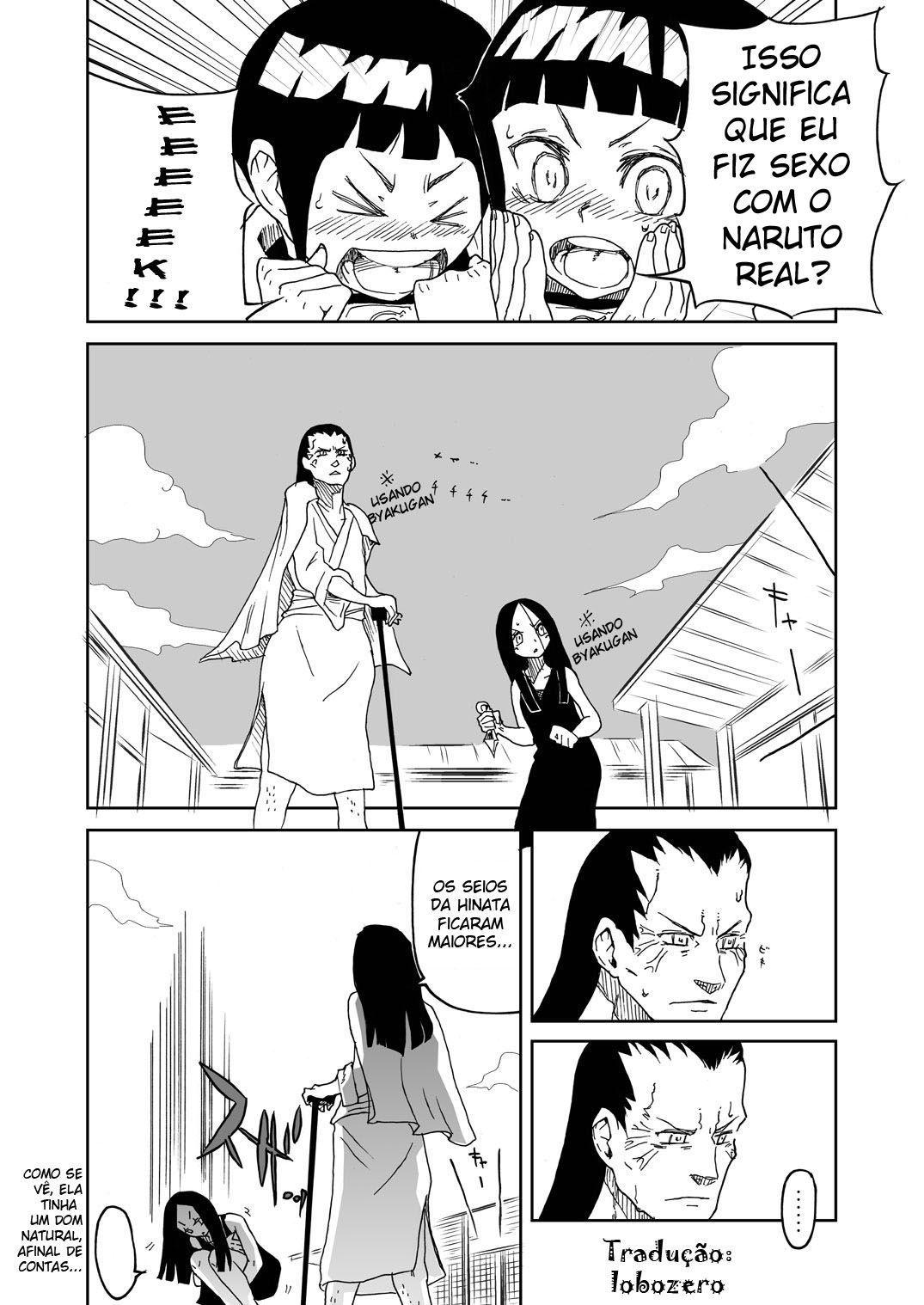 Hinata Hentai Pornô Naruto - Foto 18