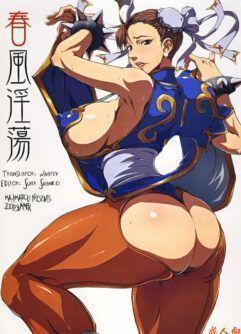 O aniversário sexual da Chun-li