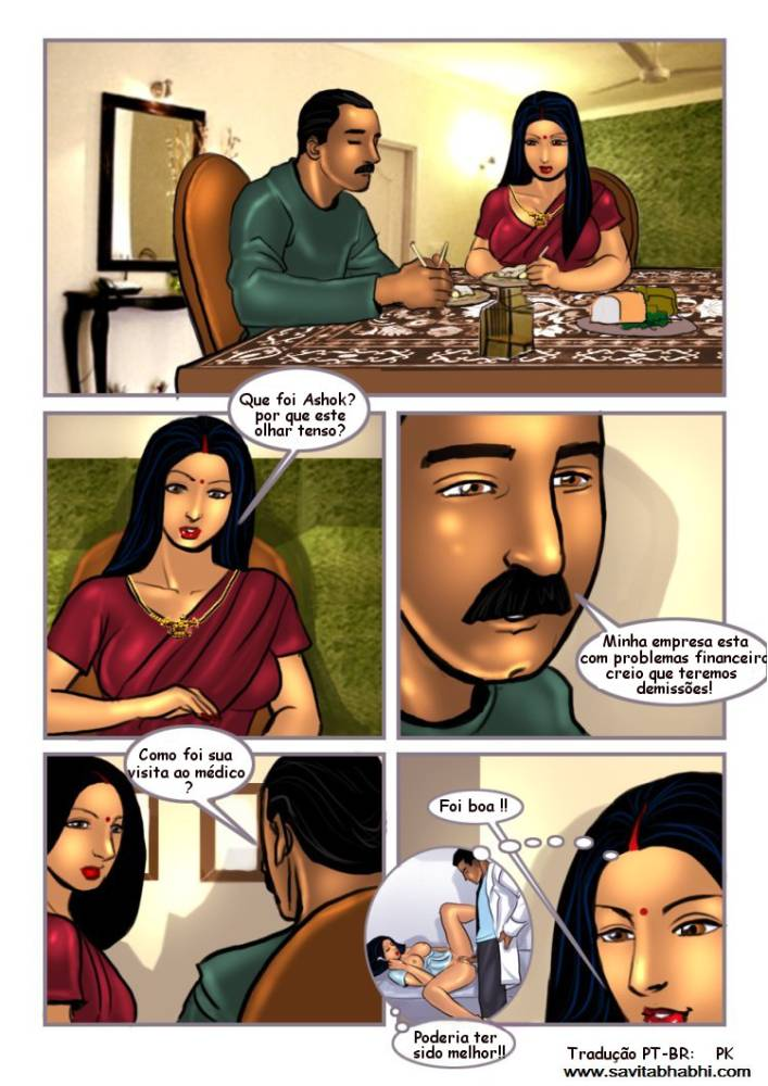 As aventuras sexuais de Savita Bhabhi 08 - Foto 15