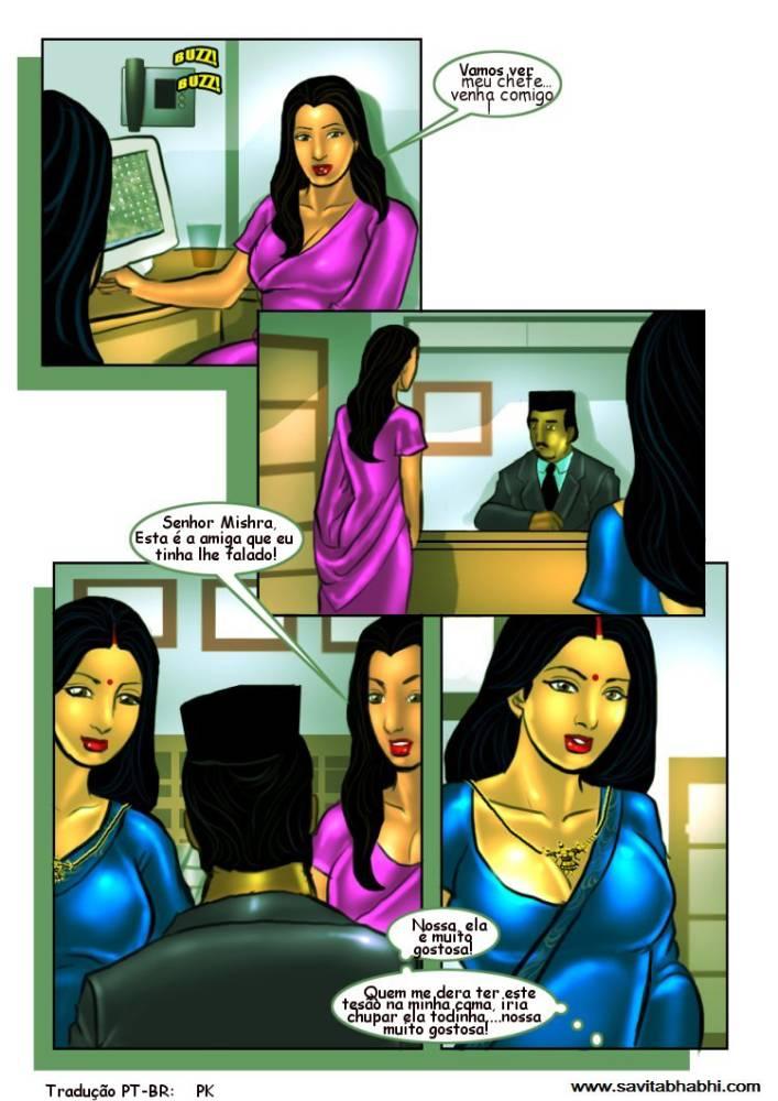 As aventuras sexuais de Savita Bhabhi 08 - Foto 4