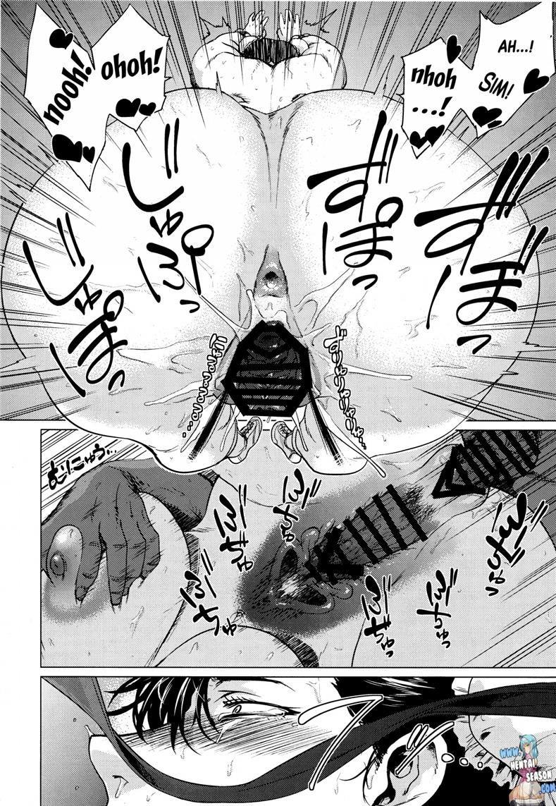 Chun-Li hentai amante do enteado - Foto 19