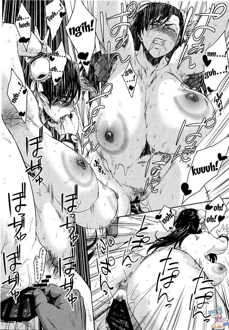 Chun-Li hentai amante do enteado - Foto 21