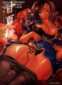 Hentai Pornô Street Fighter Chun-Li