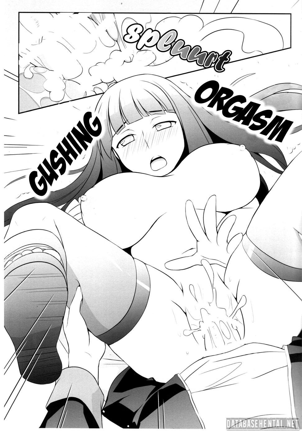 Naruto pornô na missão com Hinata - Foto 4