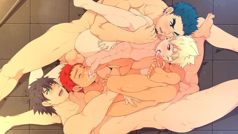 Rapazes Hentai Pornô Gay - Foto 2