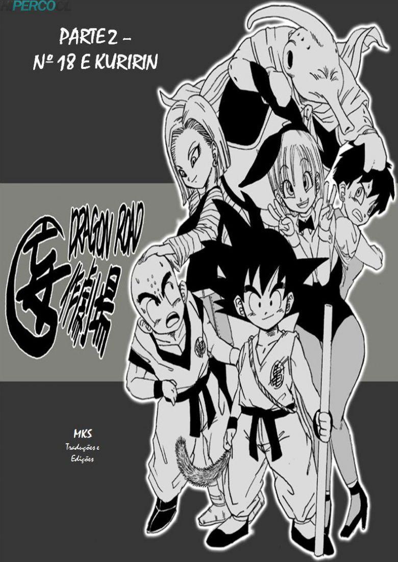 Dragon Ball Pornô: Goku o pequeno tarado - Foto 9
