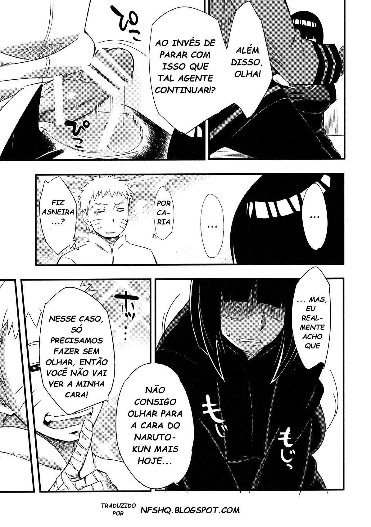 Hinata sendo amante de Naruto - Foto 12