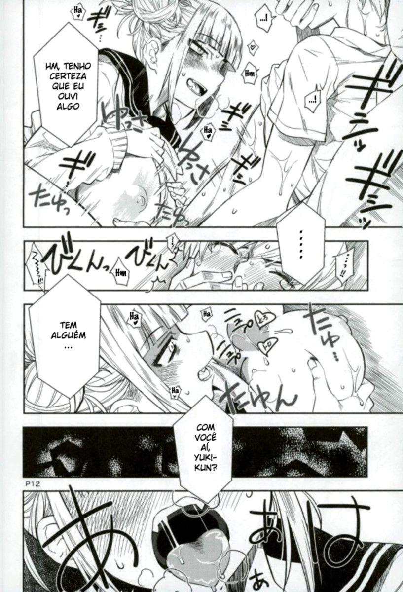 Maníaca sexual Himiko Toga - Foto 11