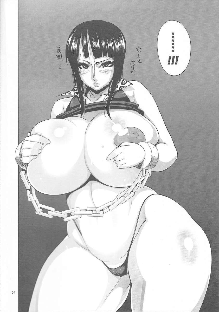 Nico Robin Hentai: Depósito de porra - Foto 3