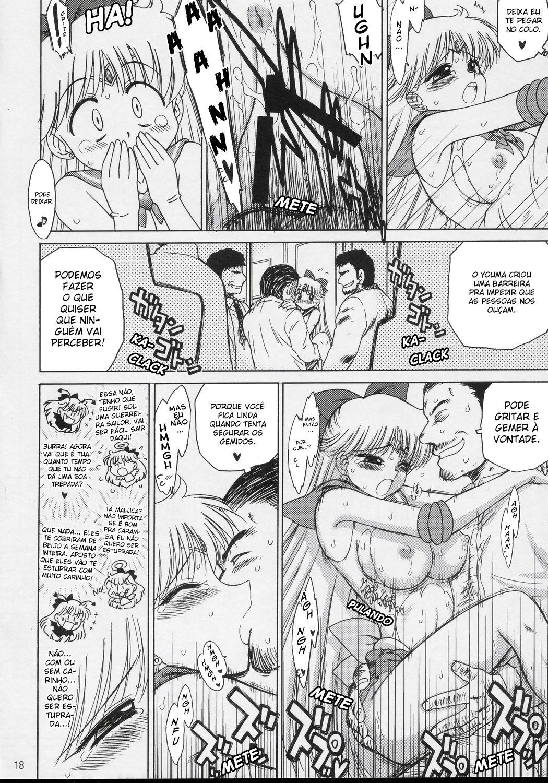 O acordo de prazer da Sailor Vênus - Foto 16