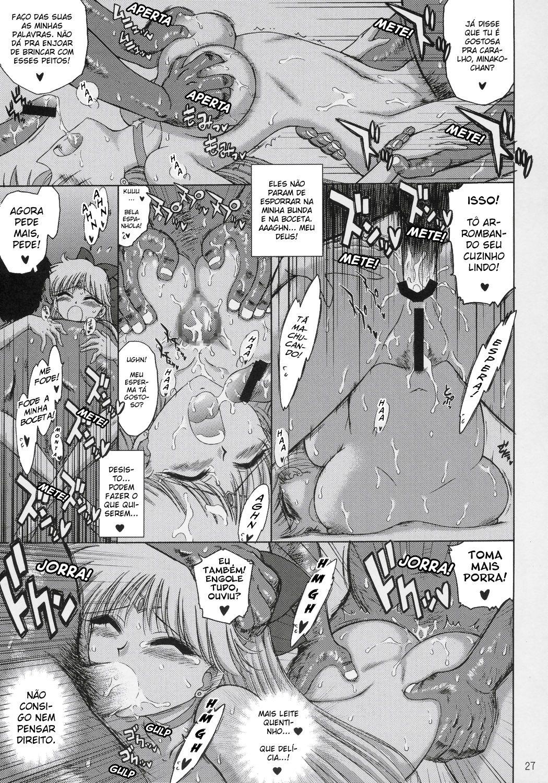 O acordo de prazer da Sailor Vênus - Foto 25